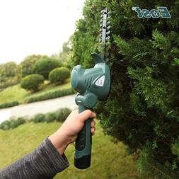 10.8V Li-Ion Battery Garden Power Tool Cordless Hedge Trimme
