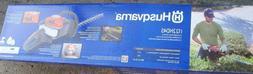 "Husqvarna #122HD45 22cc Gas Powered 18"" Dual Blade Hedge T"