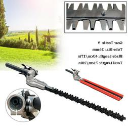 17'' Hedge Trimmer Attachment Expand-It Double Sided Blades