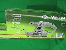 Earthwise 17-IN Electric Hedge Trimmer HT10017 NEW