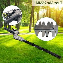 17'' Hedge Trimmer Attachment Expand Double Sided Blades 9 T