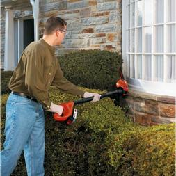 18 in. Cordless Pole Hedge Trimmer with 1.5 AH Battery and C