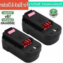 18V Battery for Black & Decker Firestorm HPB18 HPB18-OPE2 24