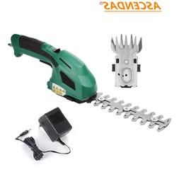 2 in 1 Electric <font><b>Trimmer</b></font> 7.2V <font><b>Li