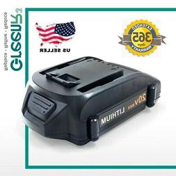 GreenR3 20V 2.0Ah Lithium Rechargeable Battery Power Tools F