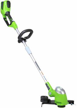 Greenworks 21332 40V G-MAX Cordless Lithium-Ion 13 in. Strin