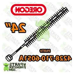 """24"""" Hedge Trimmer Blade Set for Stihl HS45 replaces 4228-710"""