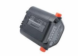 2500mAh Battery for Gardena EasyCut Li-18/50, High Delimber