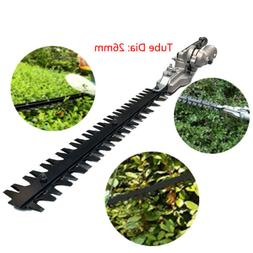 26mm Dia Tube Hedge Trimmer Attachment/Fitting 65 Manganese