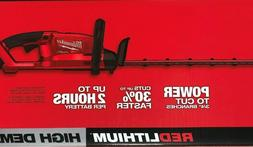 "Milwaukee 2726-20 M18 Fuel 24"" Cordless Hedge Trimmer Bare t"