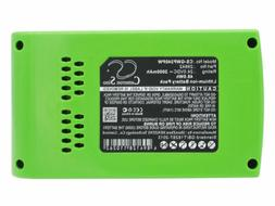 29322 Battery for GreenWorks G24, 22-Inch Cordless Hedge Tri