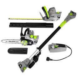 4-in-1 Electric Chainsaw Pole Saw Hedge Trimmer Pole Hedge S