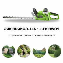 Best Partner 40-Volt Max High Performance Cordless Hedge Tri