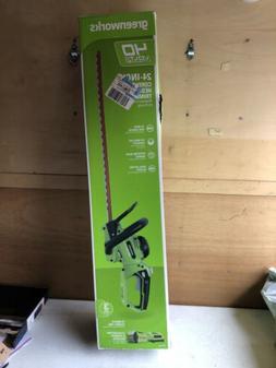 40v 24 inch hedge trimmer 2 5ah