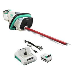 LiTHELi 40V Cordless Hedge Trimmer w/ 2.5AH Battery & Charge