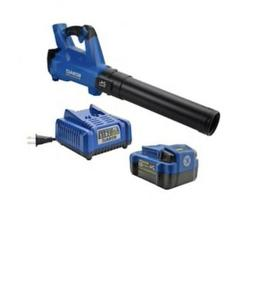 NEW Kobalt 40-volt Max Lithium Ion 480-CFM Cordless Electric