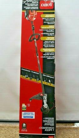 Toro 51978 Straight Shaft Gas Trimmer, 18-Inch