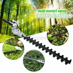 7/9 Teeth 17 in. Universal Hedge Trimmer Attachment Expand D