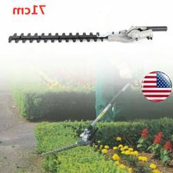 9-Gear Teeth Universal Hedge Trimmer Attachment Expand Lands
