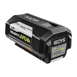Ryobi 40-V High Capacity Battery Lithium-Ion 5 Ah Power Tool