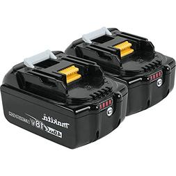 Makita BL1840B-2 18V 4.0 Ah LXT Lithium-Ion Battery