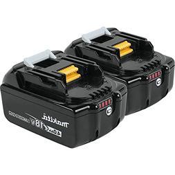 Makita BL1840B-2 18V 4.0 Ah LXT Lithium-Ion Battery