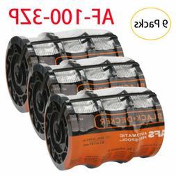 "Black&Decker AF-100-3ZP 0.065"" Replacement Spool Line String"