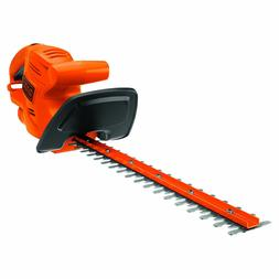 Black & Decker Corded 17 inch Hedge Trimmer, TR117