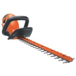 "BLACK+DECKER 22"" Corded Dual-Action Hedge Trimmer - HT22"