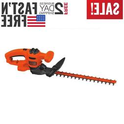 BLACK+DECKER BEHT100 Hedge Trimmer Electric Hedge Trimmers