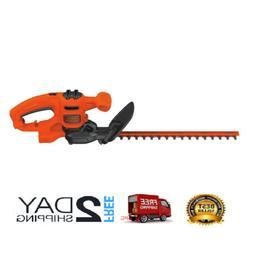 BLACK+DECKER Hedge Trimmer Cordless 22 20V Dual-action Shear