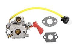 Carburetor For Poulan PP133 PP333 Pro Gas Craftsman Trimmer