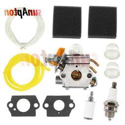 Carburetor For Homelite Ryobi Craftsman 308054012 308054013