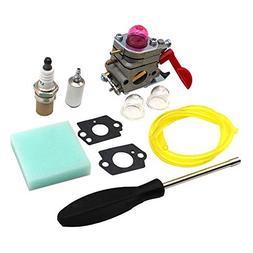 KIPA Carburetor Maintence Kit for Poulan Husqvarna 530071811