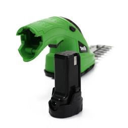 Cordless Grass Shear Hedge Trimmer Rechargeable Electric Law