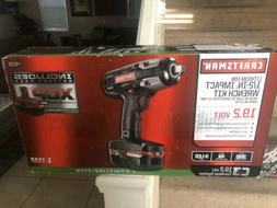 """Craftsman 19.2V Cordless 1/2"""" Impact Wrench 315.ID2030 BARE"""