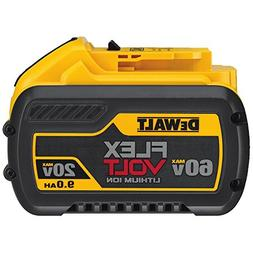 DeWALT DCB609 20/60V 9.0Ah MAX FLEXVOLT Li-Ion Battery Cordl