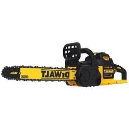 DEWALT DCCS690H1 40V 6AH Lithium Ion XR Brushless Chainsaw,