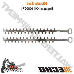 "Hedge Trimmer Blades for Echo HC-150 HC-151 HC-152  20""   X4"