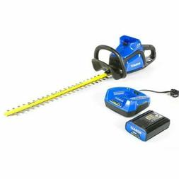 Kobalt 40-Volt Max 24-in Dual Cordless Electric Hedge Trimme