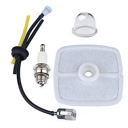 HIPA Tune Kit with Air Filter Spark Plug Primer Bulb for ECH
