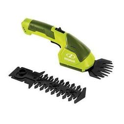 Sun Joe HJ605CC 2-in-1 7.2V Lithium-Ion Grass Shear/Hedge Tr