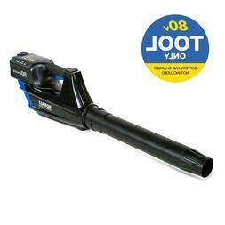 Kobalt KHB 80 Volt Brushless Leaf Blower w/ Battery & Charge