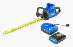 Kobalt KHT 240-07 40V Max 24 inch Dual Cordless Hedge Trimme