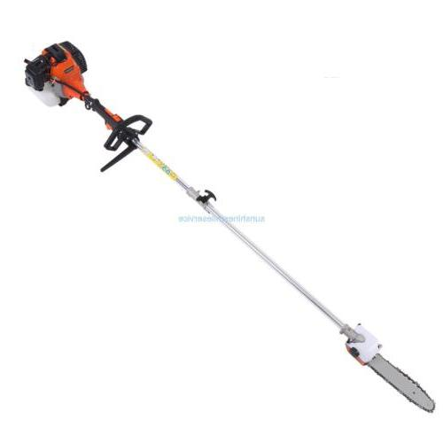 5 Petrol Trimmer Chainsaw Brush Pole Multifunctional