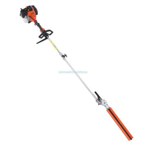 5 in 52cc Petrol Hedge Trimmer Chainsaw Multifunctional