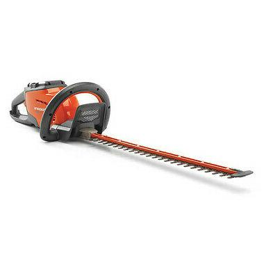 HUSQVARNA 115IHD55 Battery-Powered Hedge Trimmer Kit, Double