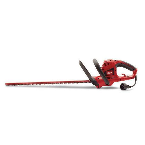 "22"" 4 Amp Electric Trimmer Dual Action Blade"