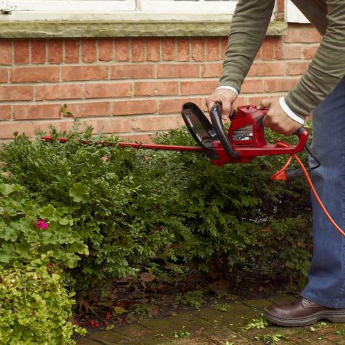 "22"" Electric Hedge Dual Action Cutter"