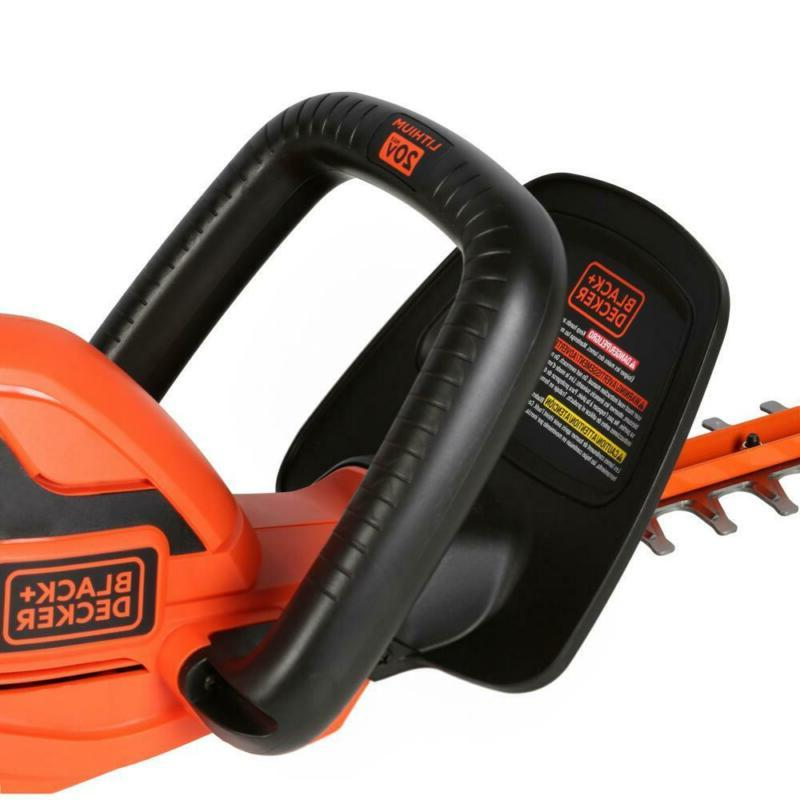 22 MAX Lithium-Ion Hedge Trimmer with Cha